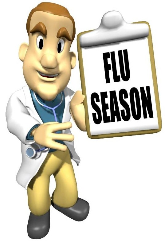 Watch Out for Flu Season