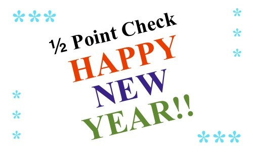 Halfway Check – How's Your New Years Resolution Coming Along?