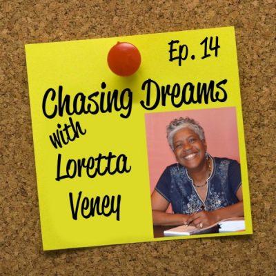 Ep. 14: Loretta Veney – Building Your Dreams With Legos