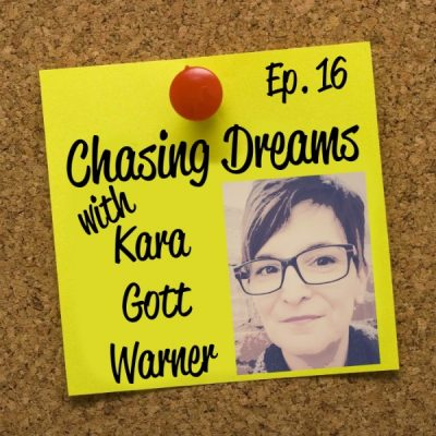 Ep. 16: Kara Gott Warner – Knitting Your Dreams