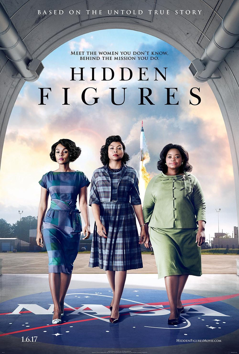 Film Friday: Hidden Figures