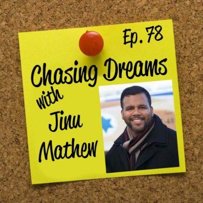Ep. 78: Jinu Mathew – Helping Students Defeat Self-Fulfilling Prophecies Through Tutoring