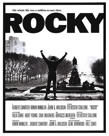 Film Friday: Rocky