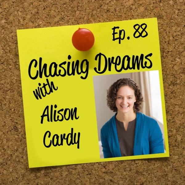 Ep. 88: Alison Cardy – What to Do When You're Feeling Stuck in your Career