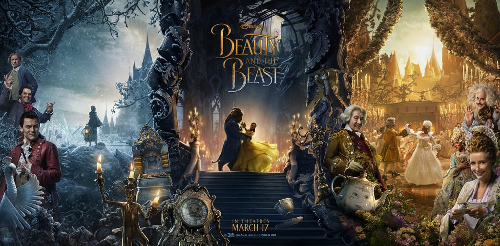 Film Friday: Beauty and the Beast