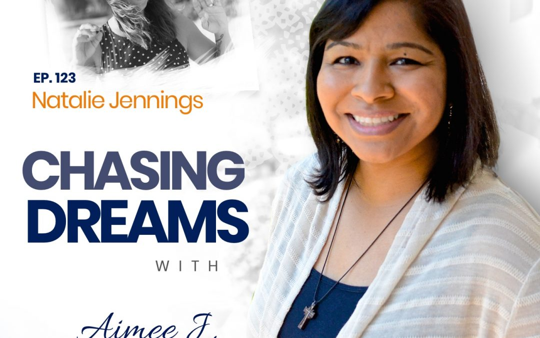 Ep. 123: Natalie Jennings – Going Minimal and Experiencing New Things