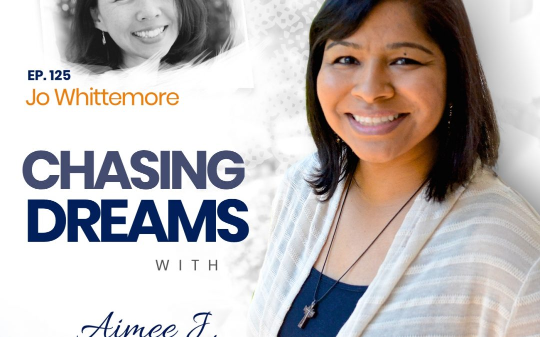 Ep. 125: Jo Whittemore – Writing What's True To You