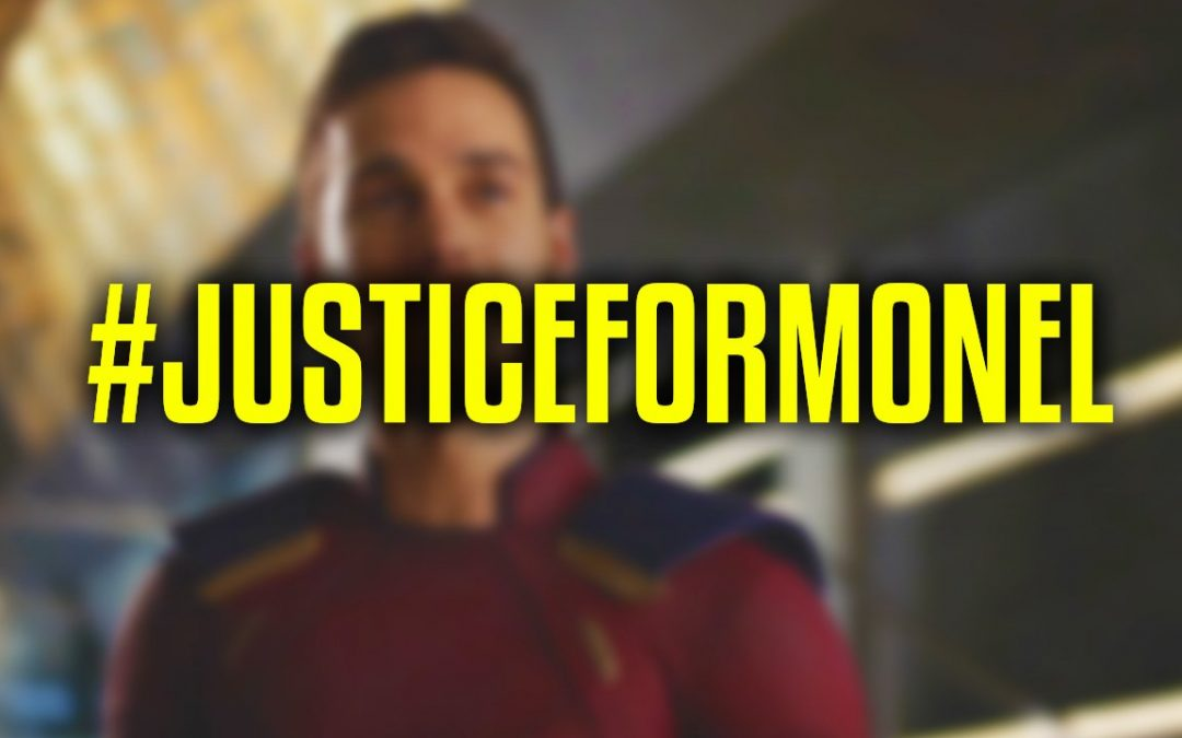 Dear Supergirl TPTB, Can We Talk About Mon-El?