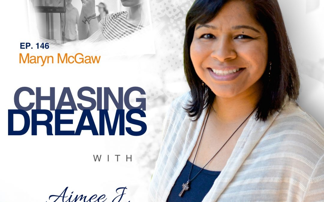 Ep. 146: Maryn McGaw – Taking All the Time You Need to Meet Your Self