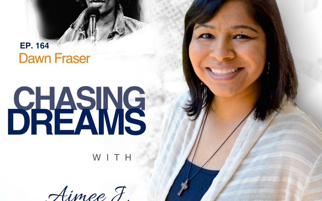 Ep. 164: Dawn Fraser – The Art of Storytelling