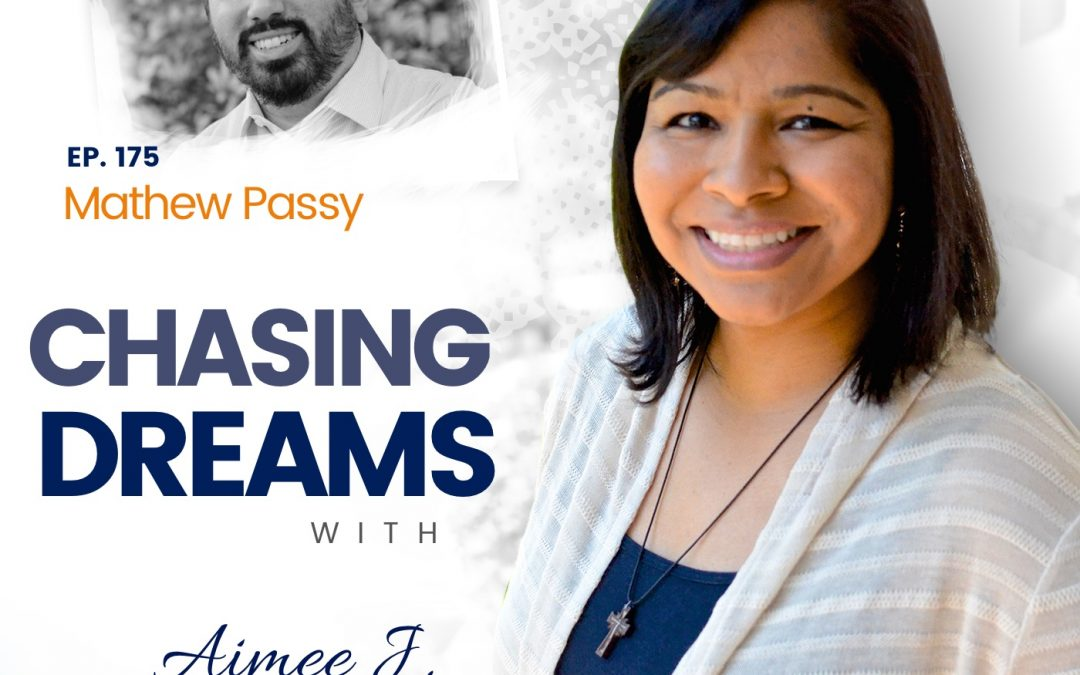 Ep. 175: Mathew Passy – The Unintentional Podtrepreneur
